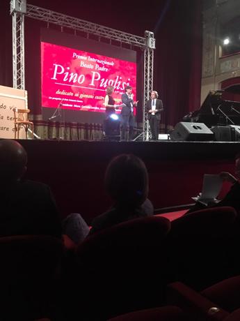 Palermo, Premio Pino Puglisi al Procuratore Patronaggio e a don Ferrari