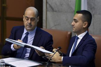 Comunali, Pd: Falsità presunto patto Zingaretti-Di Maio