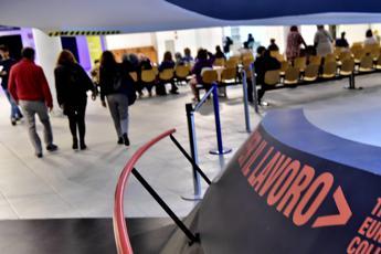 Coronavirus, possibili 420 mila occupati in meno nel 2020