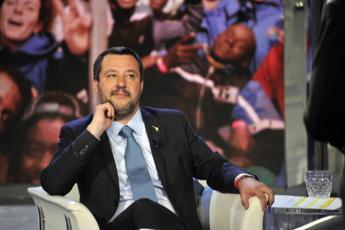 Salvini: Denuncio Conte-Lamorgese per Ocean Viking
