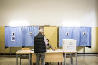 Regionali, domani si vota: le cose da sapere