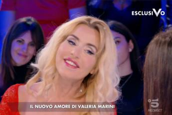 Valeria Marini presenta il suo nuovo amore /Foto