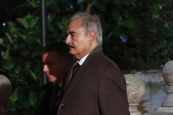Haftar parteciperà a conferenza Berlino