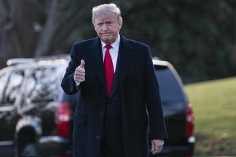 Trump: Eravamo pronti a reagire a missili Teheran