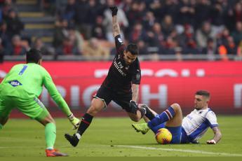 Al Milan non basta Ibra,0-0 con la Samp