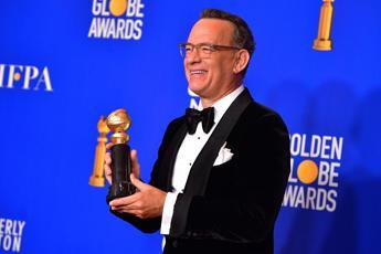 Golden Globe, a Tom Hanks il premio alla Carriera