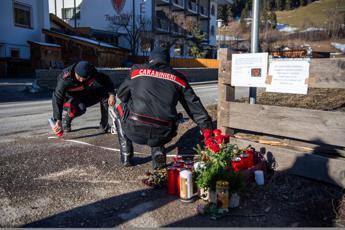 Alto Adige, ragazza ferita: Una scena di guerra