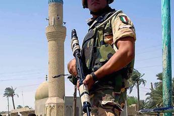 Iraq, sono 926 i militari italiani impegnati contro l'Isis