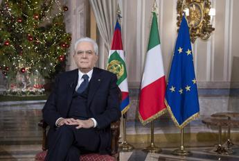Mattarella: L'Italia ritrovi fiducia /Video