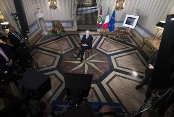Mattarella, discorso visto da 10mln spettatori