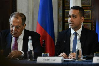 Italy hails 'historic' amity with Russia