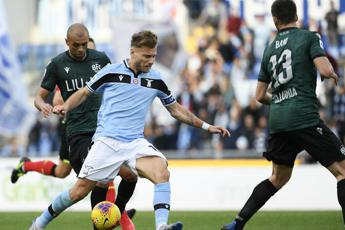La Lazio stende il Bologna e vola in vetta /Classifica