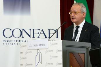 Coronavirus, Casasco (Confapi): Serve piano Marshall per economia italiana