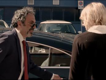 Il rapimento di Maria De Filippi nel film 'Nemici' di Vallone