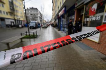 Strage in Germania