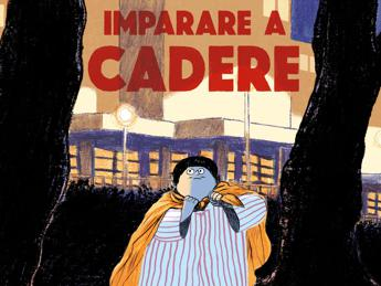 'Imparare a cadere', un graphic novel sulla disabilità mentale
