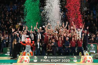 Final Eight di Coppa Italia, Venezia batte Brindisi in finale