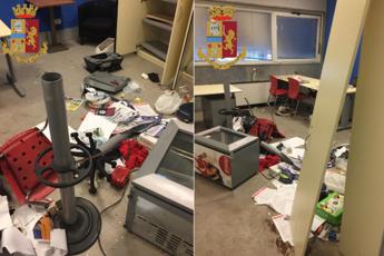 Foibe, collettivi Torino devastano aula Campus Einaudi