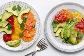 A San Valentino zenzero, avocado e parmigiano nel menù della passione
