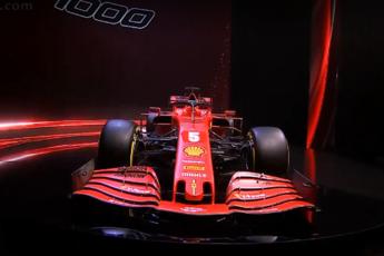 Ferrari, ecco la SF1000: La Rossa per vincere