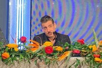 Sanremo, Gabbani: Davvero felice, era un esperimento