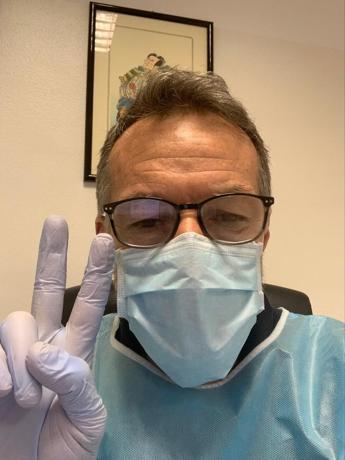 Coronavirus: medico Casalpusterlengo, 'ai maratoneti farei fare un tour nelle rianimazioni'