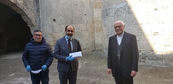 Vescovo Frosinone: Da Energas 2 mila buoni spesa, esiste 'contagio positivo'