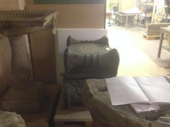 British Museum, studente italiano scopre frammenti templi antica Grecia