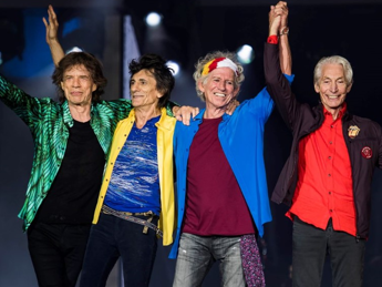Coronavirus non ferma i Rolling Stones