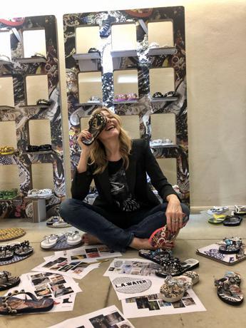 Al via shop online per L.A.Water, Stefanenko creativa e ambassador