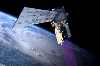 Da satellite Aeolus dati meteo anche in lockdown con 'super laser' di Leonardo