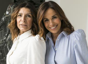 Cristina Parodi 'stilista' con Crida: Il nostro un messaggio d'amore all'Italia
