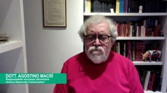 Macrì (Unc): Su alimenti essenziale informazione corretta