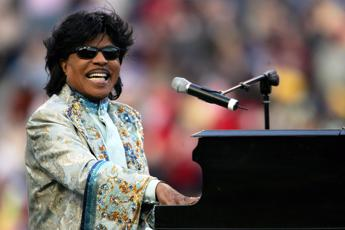 E' morto Little Richard, leggenda del rock and roll