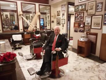 Il barbiere di Mattarella: Riaprire presto, pronto a chiudere bottega