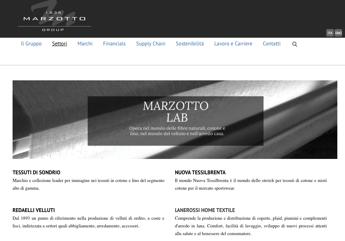 Coronavirus: tessuti in 3D e campionature in un click, showroom virtuale per Marzotto