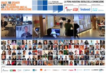 Forum Comunicazione: Cataldi: Soddisfatto, cambio radicale e non si torna indietro