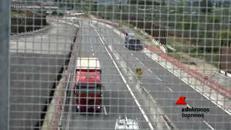 Autostrade per l'Italia: spunta il tricolore sulla A1 a Barberino di Mugello