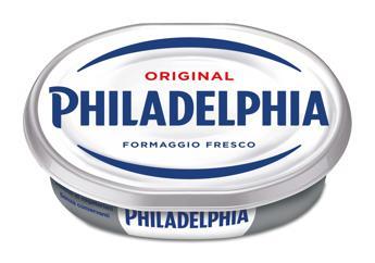Rivoluzione green per Philadelphia, dal 2022 packaging in plastica riciclata