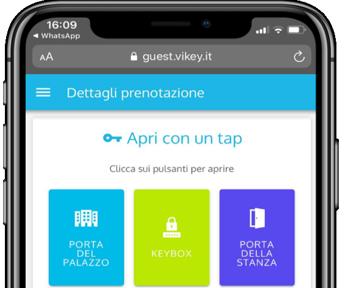La startup Vikey lancia il self check-in per alberghi in sicurezza