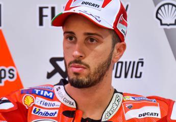 MotoGP, Dovizioso operato: i tempi di recupero
