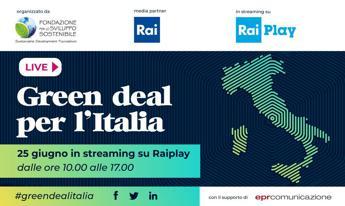 Maratona 'Green Deal per l'Italia', per un progetto si sviluppo sostenibile