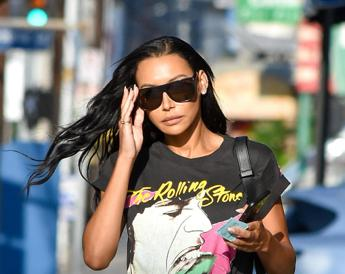 Naya Rivera dispersa nel lago, si teme morte star di Glee