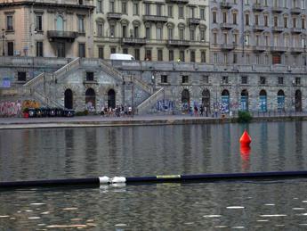 'Po d'Amare' a Torino, solo 63 kg di rifiuti raccolti in 4 mesi