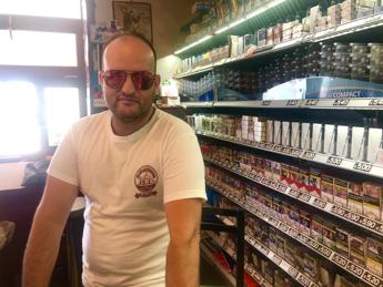 Al bar di Porto Empedocle : Non siamo razzisti ma basta sbarchi, brutta immagine città