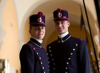 La scuola militare 'Nunziatella' si prepara alla ripresa: test sierologici e rimodulazione spazi