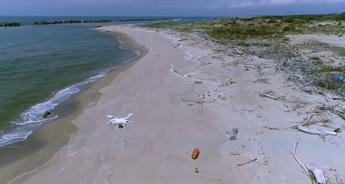 Cnr, drone in volo sulla Toscana a caccia di microplastiche