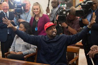 Usa 2020: primo comizio shock per rapper Kanye West - Ultima Ora