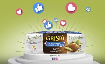 Grisbì lancia il nuovo gusto estivo e sceglie Valeria Rossi e le Las Ketchup!