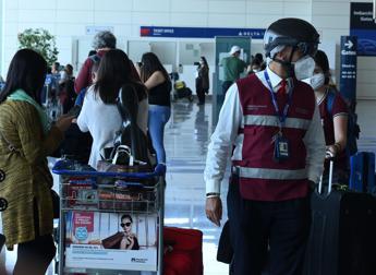 Fiumicino primo aeroporto al mondo '5 stelle' anti-Covid